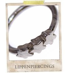 Lippenpiercing