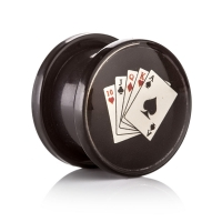 Acrylplug Playing Cards