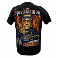 LowBrow Mike Bell Mens Speed Demon Tee