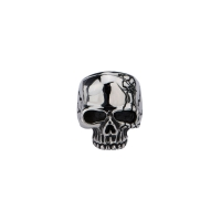Ring Cracked Skulll for men